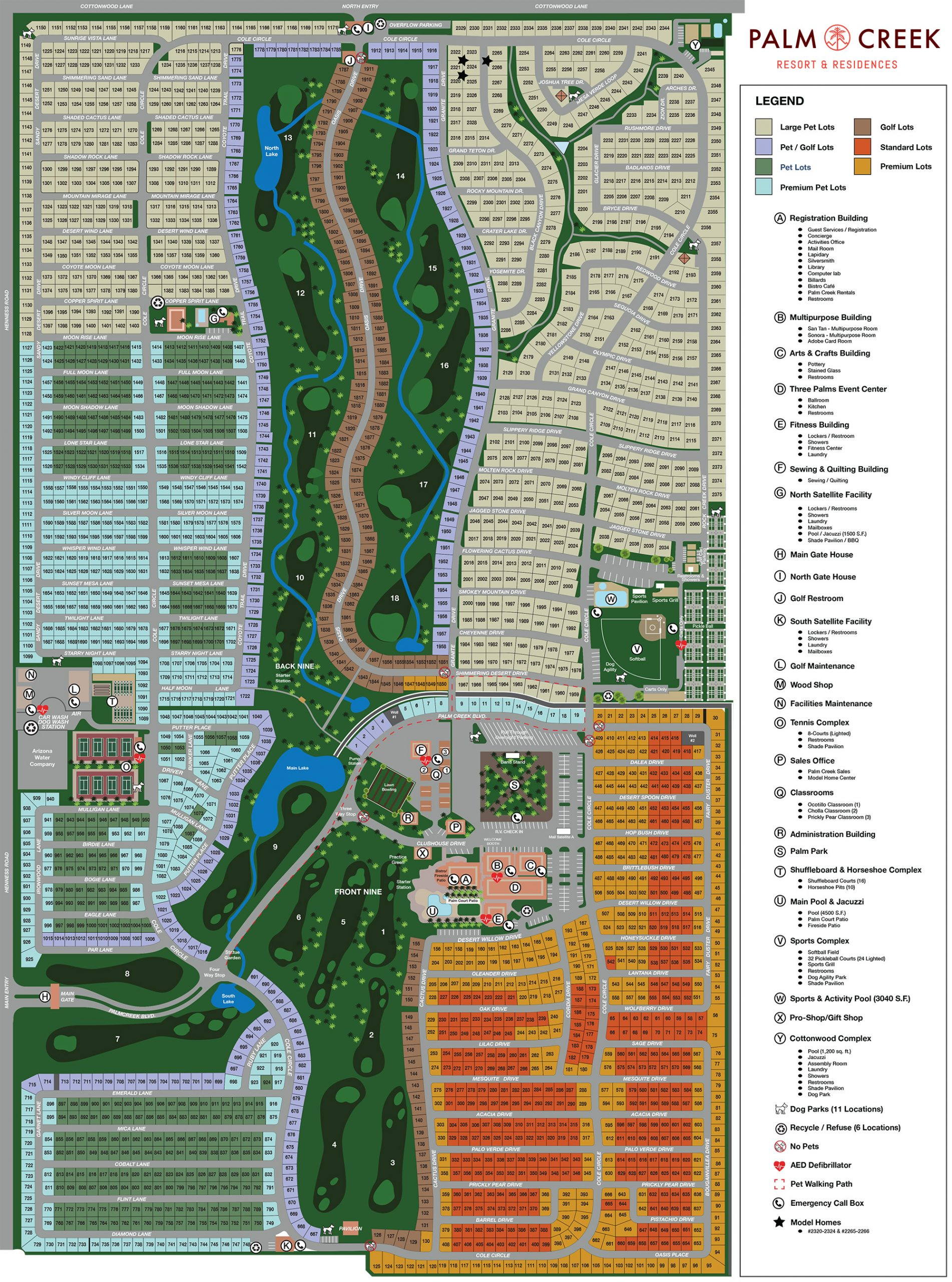 palm creek site plan map final version